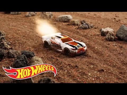 Ultimate Stop Motion Compilation   Hot Wheels
