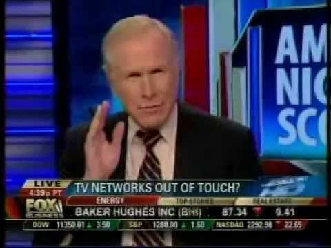 Adam Armbruster speaks on Fox Business about the big 4 TV networks.