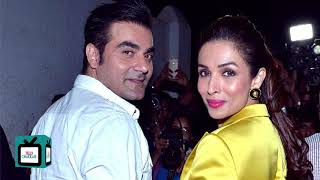 Mallaika Arora shares something personal about Arbaaz Khan | Checkout to know more | TellyChakkar - TELLYCHAKKAR