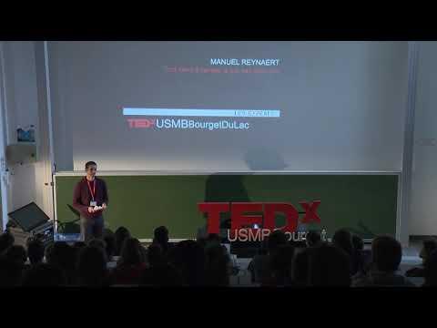 Tout vient à temps, à qui sait attendre | Manuel Reynaert | TEDxUSMBBourgetDuLac