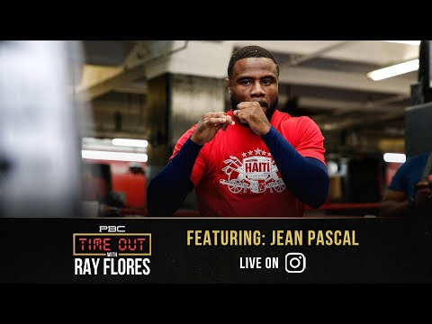 Jean Pascal knows he's the man to beat at 175 pounds | Time Out with Ray Flores 6