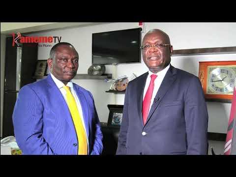 Kenya kuona mweke wa  kugura mbau bururiini  wa Congo