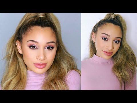 Rosy & Pink Spring Makeup Tutorial