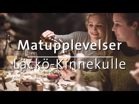 Matupplevelser i Destination Läckö Kinnekulle