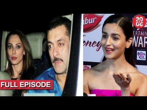 Salman - Iulia's Paradise In Trouble | Gym Is The New Red Carpet, Says Alia