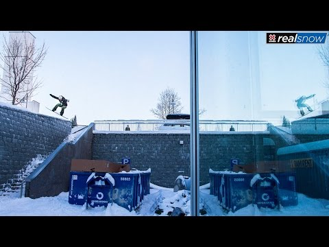 Toni Kerkelä | X Games Real Snow 2017