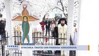 Sfintirea troitei din Parohia Varciorova