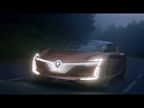 Inside Renault SYMBIOZ - Autonomous drivring   Renault
