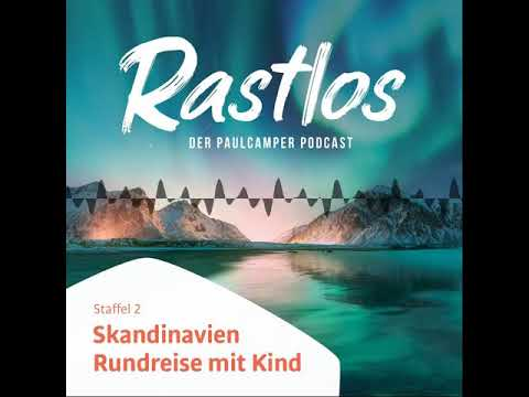 Folge 5: Rundreise durch Norwegen: Wo Friluftsliv, Aurora Boreales und das pure Glück wohnen