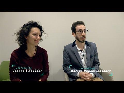 Vidéo de Marcus Dupont-Besnard