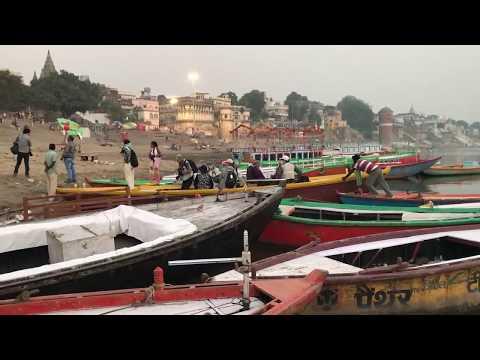 Varanasi, India - Amateur Traveler Video #103