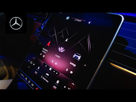 The New S-Class | Second Generation MBUX
