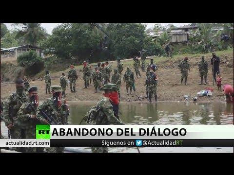 Ecuador deja de ser garante de los diálogos de Colombia con el ELN