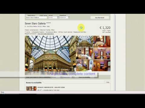 Hotel Private Label / splendia / hotel affiliate program