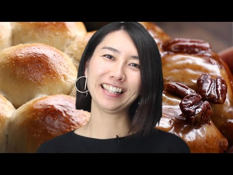 How To Make 3 Of Rie's Famous Bread Dough Recipes ? Tasty