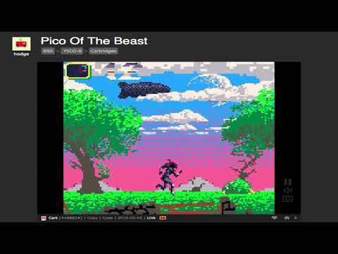 Pico Of The Beast on Pico-8