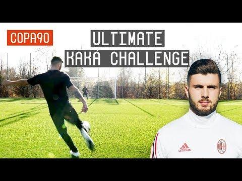 Ultimate Kaká Challenge With Patrick Cutrone | European Nights