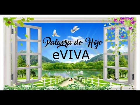 PALAVRA DE HOJE 21 DE JANEIRO eVIVA MENSAGEM MOTIVACIONAL PARA REFLEXÃO DE VIDA - BOM DIA!