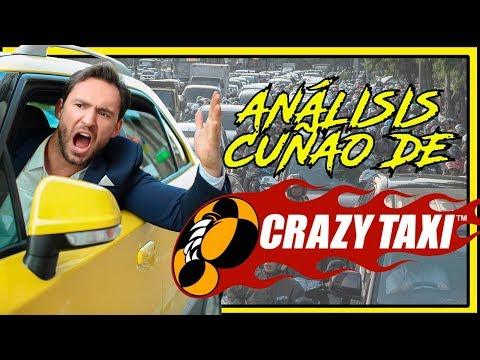 Análisis Cuñao de Crazy Taxi (Dreamcast)