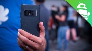 Tango (ASUS ZenFone AR) Demo at Google I/O 2017