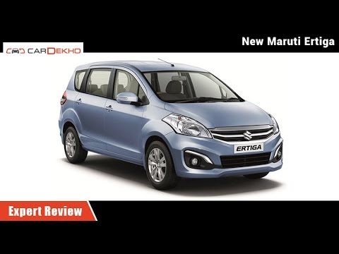 Maruti Ertiga SHVS | Expert Review | CarDekho.com