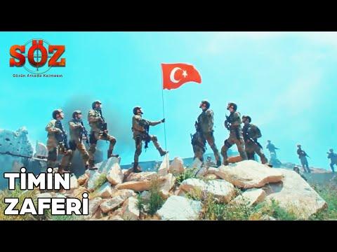 Zafer, Korkusuz Türk Askerinin!   Söz