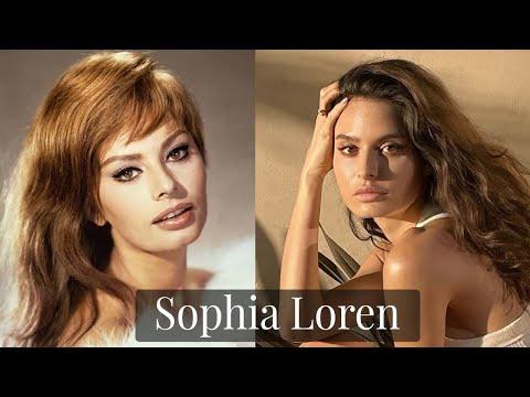 История Любви длиною в жизнь. Софи Лорен. Самая Красивая Итальянка.