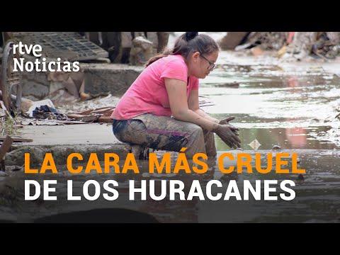 En HONDURAS la DEVASTACIÓN provocada por IOTA hace retroceder la economía 22 AÑOS | RTVE Noticias