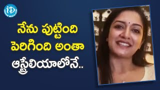 Actress Vimala Raman about her Childhood & Education | Dil Se with Anjali - IDREAMMOVIES