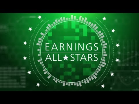The Top Earnings Charts to End the Week
