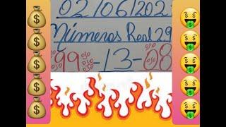 NUMEROS PARA HOY 02/06/2021 DE JUNIO PARA TODAS LAS LOTERIAS