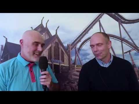 Varför Valkyria? Intervju med attraktionschef Daniel Lindberg