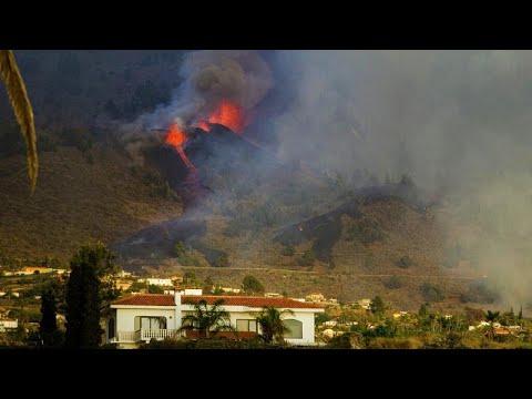 Már ötezer embert telepítettek ki a Kanári-szigeteken a vulkánkitörés miatt