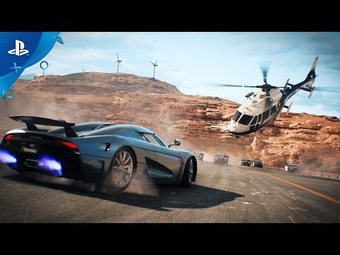 need for speed payback ps4 gameplay trailer e3 2017. Black Bedroom Furniture Sets. Home Design Ideas