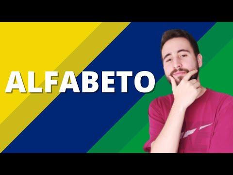O alfabeto em português   Vou Aprender Português