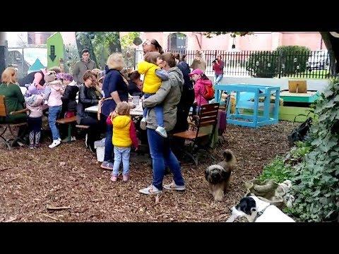 Ogród Społeczny w centrum Gliwic oficjalnie otwarty.