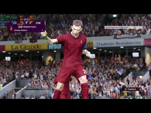 1 Gol atıp, defansa yatmak :)   PES 2021