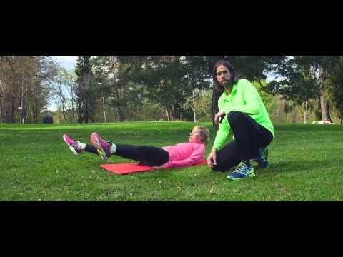 Anders Szalkais löparskola med Lisa Nordén Avsnitt 1: Löphållning