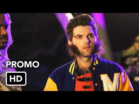 Ghosted 1x08 Promo