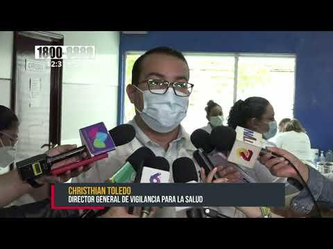Nueva jornada para la 2da dosis de vacuna contra el COVID-19 en Managua - Nicaragua
