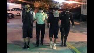 PNC captura a presuntos responsables de balacera en Mixco