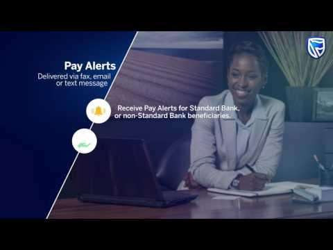 Business Online – Pay Alerts
