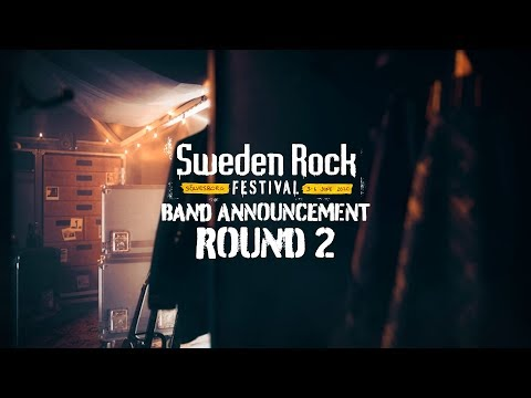 SWEDEN ROCK FESTIVAL 2020 Band Announcement - ROUND 2
