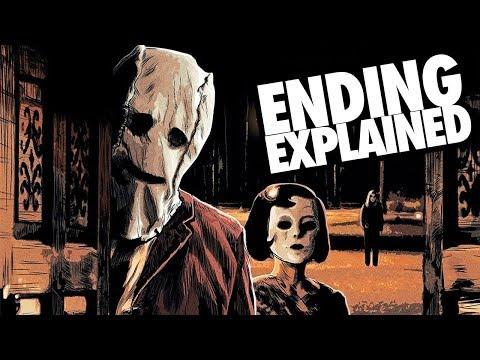 THE STRANGERS (2008) Ending + Real Life Origin Explained