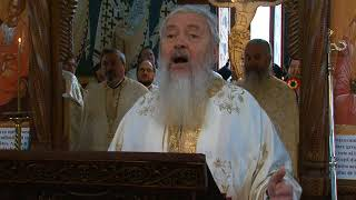 Predica IPS Andrei 12 decembrie 2017 Sf  Spiridon om ceresc si inger pamantesc