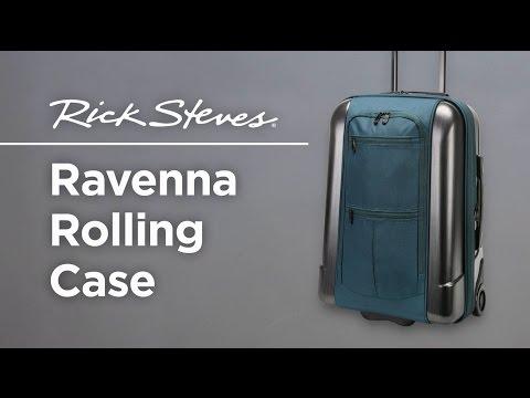 Rick Steves Ravenna Rolling Case