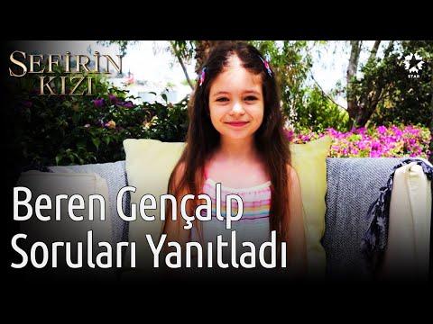 Sefirin Kızı | Beren Gençalp Soruları Yanıtladı