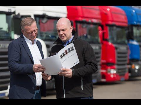 Erlenbach Transport GmbH - Scania Used Vehicles