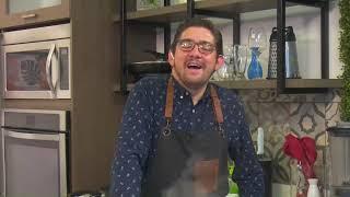 Cocina Caliente: Plátanos en mole