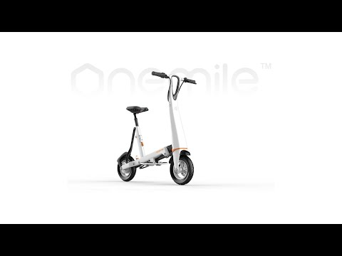 Award Winning Electric Scooter From Onemile UK